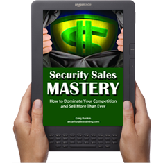 Schedule a discussion with us and we'll send you a complimentary copy of Security Sales Mastery.